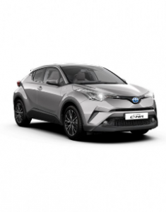 TOYOTA C-HR 1.8HYBRID (122CV) BUSINESS E-CVT