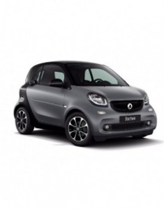 SMART ForTwo Coupé 1.0 52KW Youngster