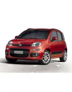 FIAT PANDA 1.2 69cv E6 Easy Hatchback 5-door