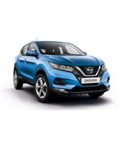 NISSAN QASHQAI 1.5 110 dCi N-Connecta Cross over 5-door