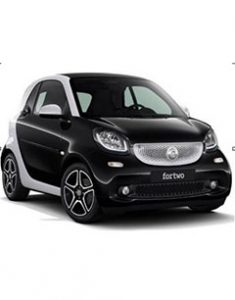 SMART FORTWO COUPE' – 70 1.0 52 Kw passioni twinamic Coupè 3-door