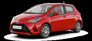 TOYOTA YARIS 1.5 Hybrid Business Hatchback 5-door