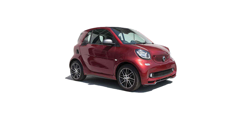 Smart brabus piccola